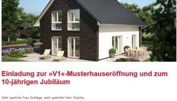 Offizielle Eröffnung V1 Viebrockhaus In Kaarst Unser Traum Vom